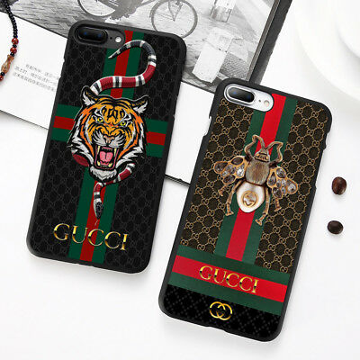 separation shoes 05028 9c278 HOT SALE!!GUCCI-2018 BEE 2019 iPhone 6 7 8 x 10 XS XR Plus Samsung S7 S8 S9  Case