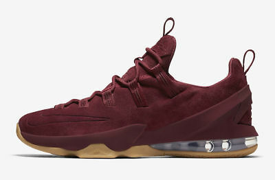 info for 01d1b 4f1ee NIKE LEBRON XIII Low Premium Mens Basketball Shoes Team Red ...