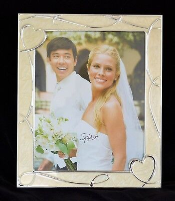 Photo album silver plated velvet for 24 pictures 8-1/2 x 11 inches (refab1bte43)
