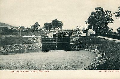 INVERNESS-SHIRE - Neptunes Staircase BANAVIE