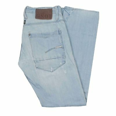 MENS G STAR /'VICTOR STRAIGHT/' JEANS BNWT SIZE 28 29 31