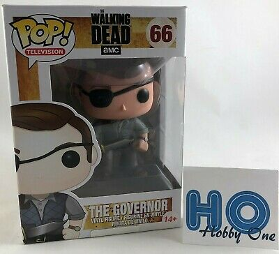 Funko POP - The Walking Dead / TWD - The Governor - N° 66 - Excellent état
