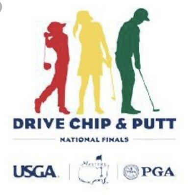 4-2019 Augusta National Drive Chip And Putt Tickets