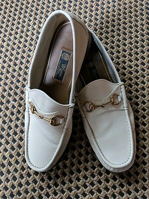 4762007aaf6 MENS AUTHENTIC Gucci horsebit loafers 11 -  170.00
