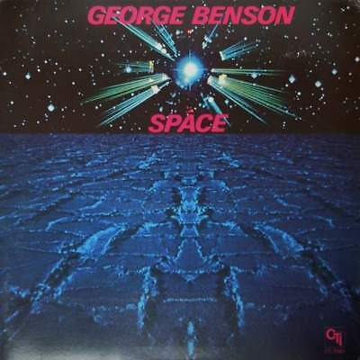 LP: George Benson - Space - CTI Records - CTI 7085