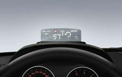 Genuine BMW Retrofit Installation Kit for Head Up Display Screen 62302411455