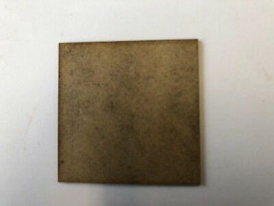 Square Bases for warhammer 40k, wargames, table top games .MDF wood warmachine