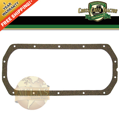 703840R1 NEW Oil Pan Gasket for CASE-IH B275, B414, 424, 444, 354, 365, 384+