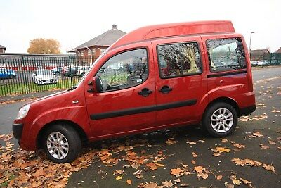 Fiat Doblo Campervan, New High roof Conversion with very low miles