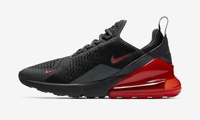 cheap for discount 3ba9c cfa7a ... flyknit schwarz rose weiß baef2 e7d31  ireland nike air max 270 se  reflective black red mens trainers shoes 6 7 8 9