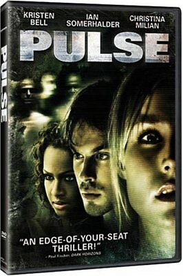Pulse (DVD, 2006, Rated, Theatrical Full Frame Edition) #3-007, #3-031