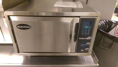 The MultiChef 6500 is a high speed / rapid cook oven Pre-Owned