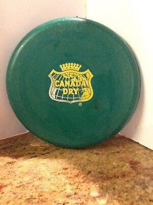 Canada Dry Ginger Ale Frisbee Disc