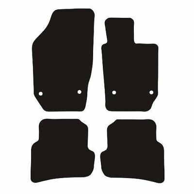 For Seat ibiza (2008 To 2017) New Black Carpet Fully Tailored Car Floor Mats.