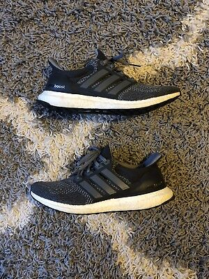 Adidas UltraBoost 1.0 LTD Mystery Grey  US Size 10.5  Used - Great Condition 8da616780