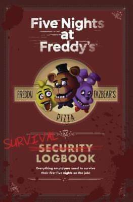 Five Nights at Freddy's: Survival Logbook by Cawthon, Scott