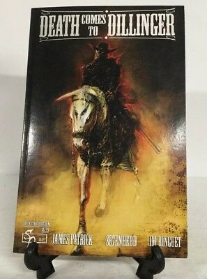 Death Comes To Dillinger Graphic Novel Issues 1 & 2 #8-0644