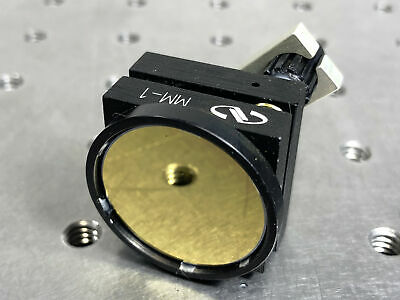 Newport MM-1 Kinematic Mount with Gold / Silicon Mirror for CO2 Laser Marking
