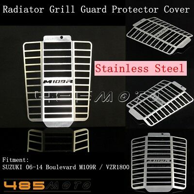 Radiator Grill Guard Protector Cover Fits Suzuki Boulevard M109R VZR1800 2006-14
