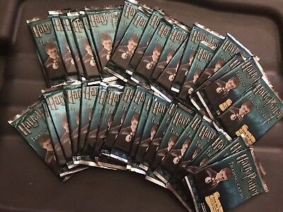 Harry Potter And The Order Of The Phoenix Trading Cards 13 Packs Of 8