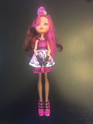 Ever After High Hat-Tastic Party Briar Beauty Doll EUC