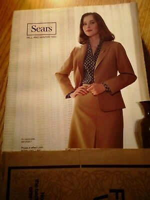 Sears Fall/ Winter 1980 976 pages EX/NrMINT condition