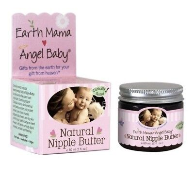 Earth Mama Angel Baby - Natural Organic Nipple Cream Butter