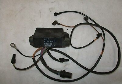 JOHNSON EVINRUDE OUTBOARD V4 Power Pack 90hp - 115hp - $50 00 | PicClick