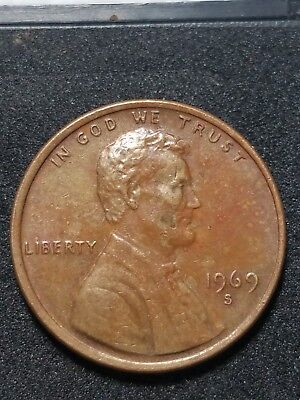 1969 S MD Lincoln Memorial Cent #2