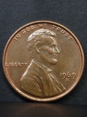 1969 S MD Lincoln Memorial Cent #3
