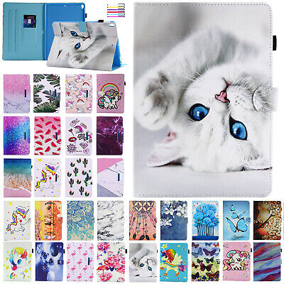 For iPad Mini 4 Air 2 6th 9.7 2018 Smart Flip Magnetic Leather Case Wallet Cover