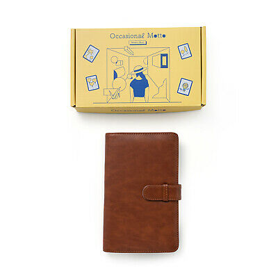Polaroid Album Instax Mini / PU Leather Polaroid photo Album / 108 films / Blue