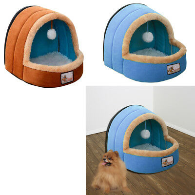 Pet Dog Cat Bed Puppy Cushion House Soft Warm Kennel Washable Kitten Mat Blanket