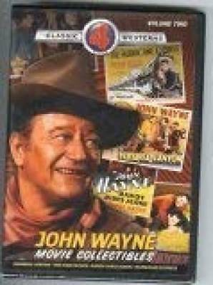 John Wayne Collection 4 Movies