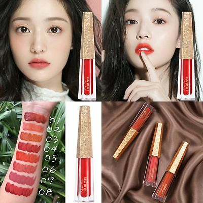 8 Colors Girl  Matte Liquid Lipstick Lip Gloss Waterproof Long Lasting Makeup