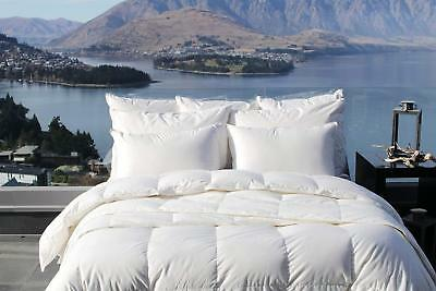 Just Like Down Duvet / Quilt Bedding - All Sizes 13.5 TOG Luxury Quality Pillows