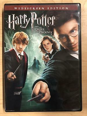 Harry Potter and the Order of the Phoenix (DVD, 2007, Widescreen) - E1111