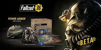 Fallout 76 Power Armor Edition- PS4