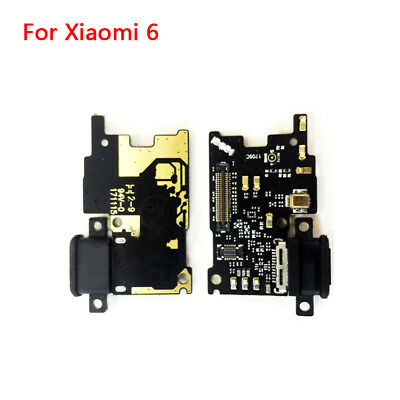 1PC USB Charging Port Dock Connector Flex Cable Replacement Part for Xiaomi Mi 6