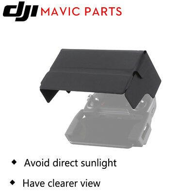 DJI Mavic Pro Remote Controller Monitor Hood Sunlight Shield Original DJI Access