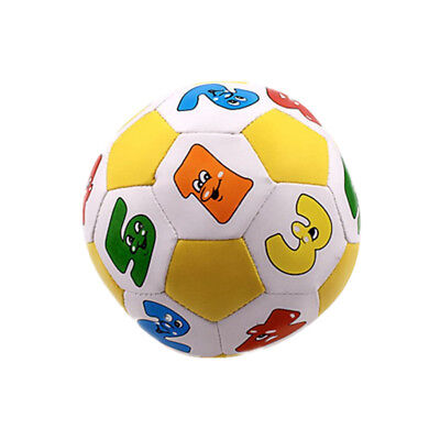 Baby Learning Color Letter Ball Toy Rubber Ball Toy Children's Educational Toys