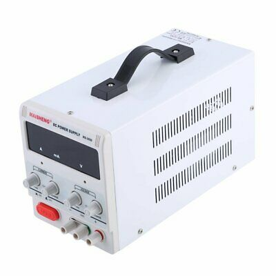 DC Power Supply 0-30V 5A Precision Variable Adjustable Switching Digital Study