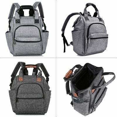 Large Mummy Multi-functional Baby Diaper Nappy Backpack Mom Changing Travel Bag