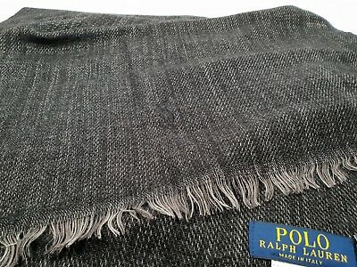 New Authentic Polo Ralph Lauren Men's Trans-Seasonal Scarf Clearance SALE