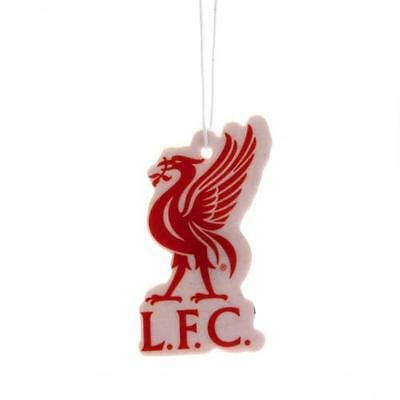 LIVERPOOL FC Car Air Freshener - Licensed Official Merchandise Free Postage