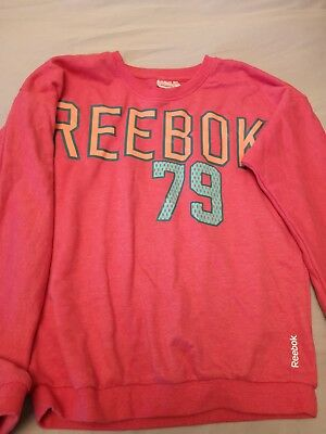 Reebok Sweater Aged 16 Years