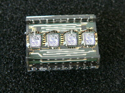 2416T Four Character Alphanumeric Display, RS 587-888
