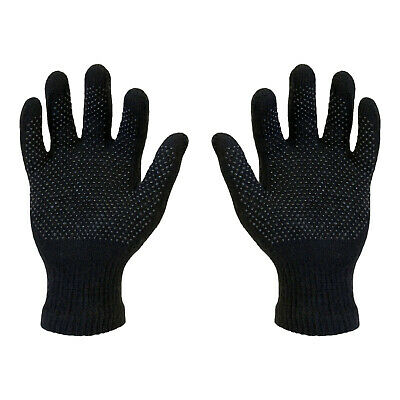 2 Pairs Kids Magic Stretch Gripper Winter Outdoor Thermal Gloves