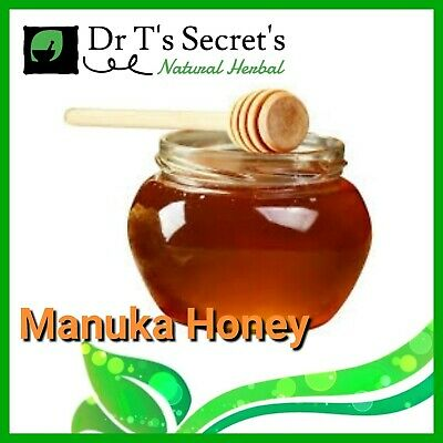 1kg Pure Australian Manuka Honey MGO 180+ Produced from the Grampian Mountain NP