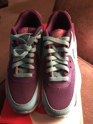 check out 4bb07 b04b3 Nike Youth Air Max 90 Prem Mesh (GS) Sneakers  724875 600 Size 3.5